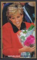 2364 - Princess DIANA Princess Of Wales - Rep Du Niger 1997 - Familles Royales
