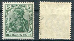 D. Reich Michel-Nr. 85Ia Postfrisch - Geprüft - Deutschland
