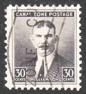 United States - Casnal Zone - Scott #113 Used - Canal Zone