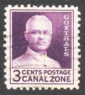 United States - Casnal Zone - Scott #117 Used - Canal Zone