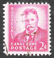 United States - Casnal Zone - Scott #138 Used - Canal Zone