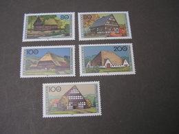 BRD 1996  1883 -1887  ** MNH   €  8,00 - [7] République Fédérale