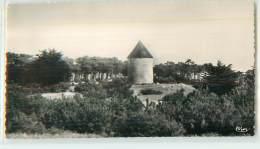 31477 - NOIRMOUTIER - CPSM - UN MOULIN A LA BOSSE - Noirmoutier