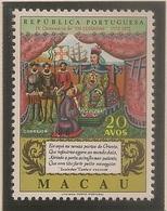 """Macau Portugal China Chine 1972 - IV Centenário Da Publicação De """"Os Lusiadas"""" - The 400th Anniversary - Mint MNH / Neuf - Macau"""