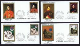 SÉNÉGAL 1971   Napoléon Bonaparte  FDC  Poste Aérienne - Senegal (1960-...)
