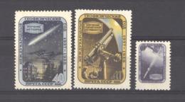Russie :  Yv 1940-42  * - 1923-1991 USSR
