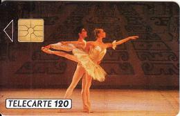 MONACO - Les Ballets De Monte Carlo(120 Units), Tirage 10000, 06/90, Used - Monaco
