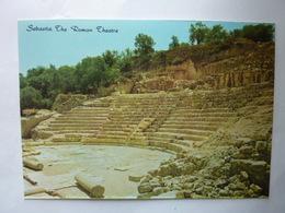 SEBASTIA - Théatre Romain - Palestine