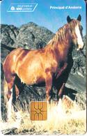 ANDORRA - Horse, Tirage 10000, 11/95, Used - Andorra