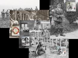 Australia 2018 Maximum Maxi Cards - Centenary Of WWI: 1918 - 2010-... Elizabeth II