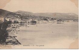 83 - Bandol - Vue Générale - Bandol