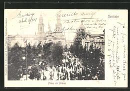 AK Santiago, Plaza De Armas - Chile