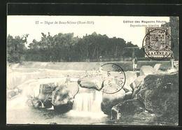 CPA Beau Bassin-Rose Hill, Digue De Beau-Sejour - Maurice