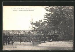 CPA Savanne, Pont De Ste-Marie - Maurice