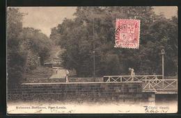 CPA Port-Louis, Ruisseau Bathurst - Maurice