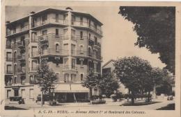 92 - Rueil - Avenue Albert 1er Et Boulevard Des Coteaux - Rueil Malmaison