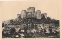 02 - Coucy Le Chateau - Le Chateau - Ensemble (avant La Guerre 1914-1918) - France