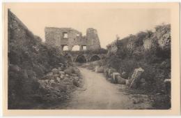 02 - Coucy Le Chateau - Le Chateau - Ruines De La Salle Des Preuses - France