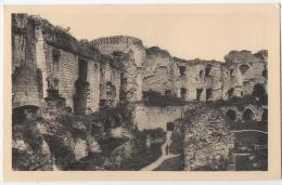02 - Coucy Le Chateau - Le Chateau - Salle Des Preux - France
