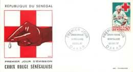 1967- Croix Rouge Sénégalaise - FDC - Senegal (1960-...)