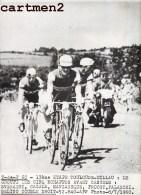 TOUR DE FRANCE 1960 13e ETAPE TOULOUSE CASTRES EVERAERT CAZALA MANZANEQUE PROOST FALASHI BELINO CYCLISME VELO - Sports