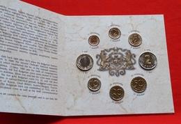 Bulgaria 2018 Official 8 Coins Mint Set BU - Bulgaria