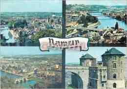 CPM Souvenir De Namur - Bélgica