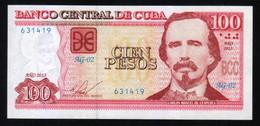 CARIBE / 100 PESOS 2013  Serie AG-02 631419 PICK 129e UNC - Cuba
