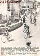 TOUR DE FRANCE 1961 11e ETAPE TURIN ANTIBES JUAN LES PINS LIMONE CARLESI SIGNAN  CYCLISME CYCLISTE - Sports
