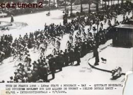 TOUR DE FRANCE 1958 12e ETAPE BORDEAUX DAX BELINO CYCLISME CYCLISTE - Deportes