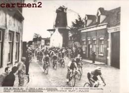 TOUR DE FRANCE 1958 2e ETAPE GAND DUNKERQUE FRONTIERE HOLLANDAISE BELINO CYCLISME CYCLISTE - Sports