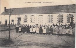 INGRANDES Sur LOIRE Ecole Chrétienne - France