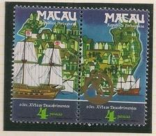 Macau Portugal China Chine 1983 - O Século XVI E Os Descobrimentos - Portuguese Discoveries - Set Complete - MNH/Neuf - Macau