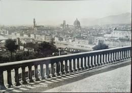 L) 1970 ITALY, FIRENZE, ARCHITECTURE, CITY, BRIDGE, TREE, POSTCARD - Italy