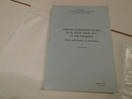 L'ENCLAVE A STAUROTIDE-GEDRITE DE LA VALLEE D'HEAS (H.-P.) ET SON ENCAISSANT Etude Minéralogique Et Pétrologique 1975 - Midi-Pyrénées
