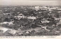 RPPC  PANORA DE  ORIZABA  DESDE EL CERRO DEL BORREGO VERACRUZ MEXICO 1924 - México