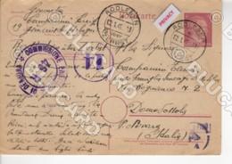 29812 DEUTSCHLAND RODLEBEN ( ZERBST ) 1944 DA PRIGIONIERO DI GUERRA FROM POW PRISONER OF WAR TO DOMODOSSOLA ( VERBANIA ) - Guerra 1939-45