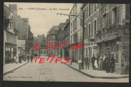 14 CAEN - La Rue Caponière - Caen