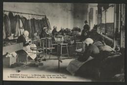 23 AUBUSSON - Manufacture De Tapis D'Aubusson - Le Dévidage Des Laines Pour Les Tapis - Aubusson
