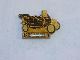 Pin's FORD 1908 MODELE T - Ford