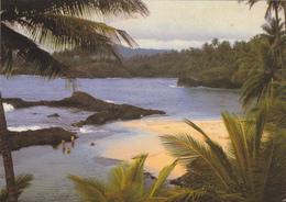 AFRIQUE,SAO TOME ET PRINCIPE,SAINT THOMAS ET L'ILE DU PRINCE,GOLFE DE GUINEE,ARCHIPEL ATLANTIQUE SUD - Sao Tome Et Principe