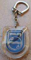 Porte  Clefs:   PHILIPS  -  Radio Télévision Electro Ménager - Lavelanet Maratuech Pamiers - Key-rings