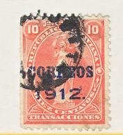 Bolivia  99  (o)  1912  Issue - Bolivia