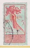 Bolivia  152  (o)  TORCH  OF  ETERNAL  FREEDOM - Bolivia