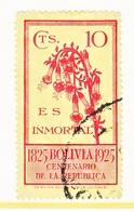 Bolivia  153  (o)  NATIONAL  FLOWER  KANTUTA - Bolivia
