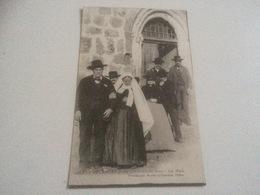 BG - 700 - SCENE Du CENTRE - Les Troisièmes Noces - Les Novis - Marriages
