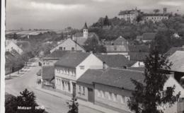 AK - NÖ - Matzen (Bez. Gänserndorf) - Ortsansicht - 1960 - Gänserndorf