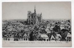 AMIENS - N° 1 - VUE GENERALE PRISE DU BEFFROI - CPA NON VOYAGEE - Amiens