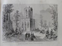 1867  L'EXPOSITION DE 1867 - LE PAVILLON DES CLOCHES - Journaux - Quotidiens
