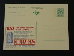 Publibel 2532 Chauffage Au Gaz Gas Entier Postal Stationery Card Belgique - Gaz